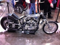 Retro Dragbike