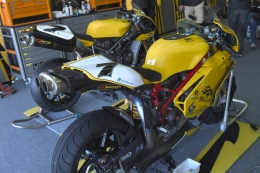 Ducati 999 Track Bike Motorcycle Build By Ronr