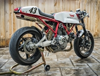 Carbie DS1000 Cafe Custom