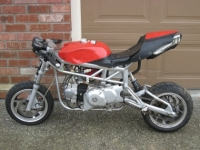 Streetfighter Pocketbike