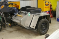 Ultimate Outback Sidecar