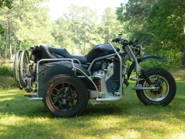 Dual Sport Bikes With Sidecars FZ Dual Sport Sidecar