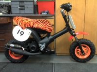 Ice 50 Racing Scooter