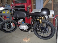 Ace 90 Cafe Racer
