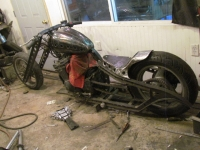 Fractured Lacerations Chopper