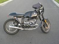 BMW R100 CS Cafe Racer Motorcycle Build by Big Al SA