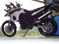 F800GS Rally Spec
