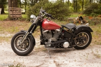 Softtail Bobber