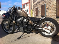 Shadow Custom Bobber Hardtail