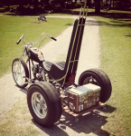 Shovel Trike Chopper