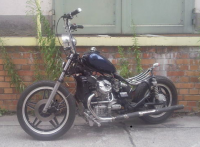 Ultra CX500 Bobber Chopper