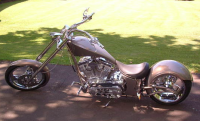 Sled Chopper